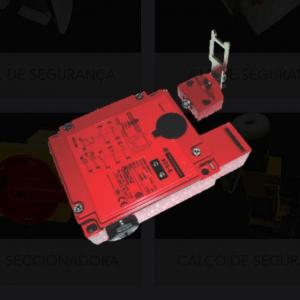 Chaves de segurança eletromecânicas
