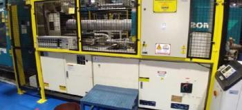 Segurança em maquinas injetoras